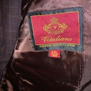 Vitaliano 2 piece suit